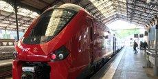 La Région Occitanie dévoile ses 18 nouvelles rames de TER nommées Régiolis