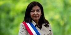 La maire (PS) de Paris Anne Hidalgo.