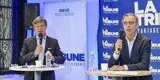 Le tribunal s'est déclaré incompétent pour trancher le conflit qui oppose Pierre Hurmic et Nicolas Florian au sujet des outils de communication électorale de ce dernier.