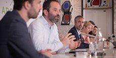Antoine Maurice, le candidat écologiste aux élections municipales à Toulouse, a bon espoir pour dimanche.