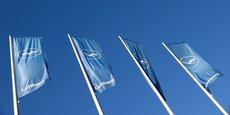 La pandémie du coronavirus a entrainé chez Lufthansa l'arrêt quasi-total des opérations passagers; au pic de la crise, le groupe perdait 1 million d'euros par heure.