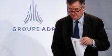 Augustin de Romanet, PDG du groupe ADP