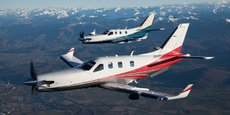 L'usine de Tarbes dans les Hautes-Pyrénées fabrique les avions d'affaires TBM.