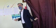 Tête de liste EELV aux élections régionales en Occitanie, Antoine Maurice veut que les entreprises et les exploitations agricoles agissent pour une meilleure qualité de l'air.