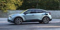 La nouvelle C4 doit relancer Citroën sur le segment des berlines compactes grâce à une nouvelle silhouette et des codes de style plus assumés.