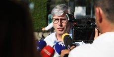 Les licenciements contraints, une ligne rouge pour Jean-François Knepper, délégué syndical central FO Airbus.
