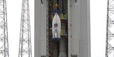 En l'absence d'amélioration de la situation météorologique attendue à court terme au-dessus du CSG (Centre spatial guyanais), Arianespace a décidé de reporter le vol VV16 au 17 août