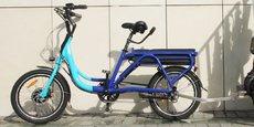 Avec ses vélos cargo, la société de free-floating Pony, originaire d'Angers, compte bien conquérir les rues de Grenoble aux côtés de l'opérateur de trottinettes, Tier Mobility.