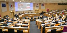 La séance plénière du 3 juillet 2020 au Conseil régional de Nouvelle-Aquitaine a été l'occasion de dresser le premier bilan 2020 de Néo Terra, un an après son lancement.