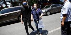 CORONAVIRUS: HUIT CAS SUPPLÉMENTAIRES RECENSÉS EN CHINE