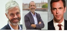 Le sondage OpinionWay pour La Tribune teste différents scénarios et têtes de liste potentielle, comme Laurent Wauquiez (LR et union de la droite), Jean-Charles Kohlhaas (EELV et union de la gauche) et Olivier Veran (LREM et Modem).