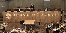 Le 8 juillet 2020, Franck Proust a été élu à la présidence du Conseil d'agglomération de Nîmes Métropole.