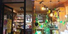 La librairie Fiers de Lettres à Montpellier s'est spécialisée sur une littérature des alternatives durables.