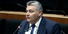 Robert Vila est le nouveau président de la Communauté urbaine de Perpignan.