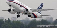 Le SuperJet 100 de Sukhoï Copyright Reuters