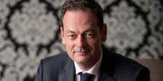 Olivier Granet, CEO de Kasada Capital Management, plateforme d'investissement dédiée à l'Afrique et soutenue par le fonds souverain du Qatar, Katara Hospitality, et AccorHotels.