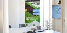 L'équipe de DynamicScreen se partage entre Bordeaux et Paris