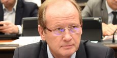 Jean-Claude Lagrange,vice-président (Divers gauche) du conseil régional de Bourgogne-Franche-Comté