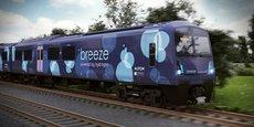 Alstom développe son train à hydrogène à Tarbes.