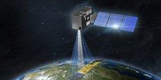 La mission CO2M (ESA) représente un montant total de 257 millions d'euros pour Thales Alenia Space
