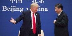 Donald Trump a menacé de mettre fin à l'accord commercial sino-américain du fait de la gestion par la Chine de la crise sanitaire liée au coronavirus.