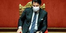 CORONAVIRUS: LE PARQUET ITALIEN A ENQUÊTÉ SUR CONTE, RECOMMANDE DE CLASSER LE DOSSIER
