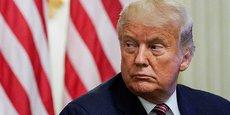 USA: LE BUDGET DU VOTE PAR COURRIER BLOQUE LES NÉGOCIATIONS SUR LA RELANCE, DIT TRUMP