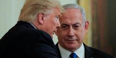 ACCORD DE PAIX ENTRE ISRAËL ET LES EMIRATS ARABES UNIS