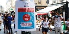 CORONAVIRUS: LA FRANCE COMPTE 2.669 CAS DE PLUS, DU JAMAIS VU DEPUIS LA FIN DU CONFINEMENT
