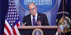 USA: KUDLOW VOIT LE CHÔMAGE RECULER SOUS 10% EN AOÛT