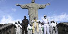 CORONAVIRUS: PLUS DE 60.000 NOUVEAUX CAS EN VINGT-QUATRE HEURES AU BRÉSIL