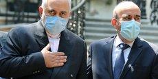 LE LIBAN DOIT DÉCIDER SEUL DE SON AVENIR, DIT L'IRANIEN ZARIF À BEYROUTH