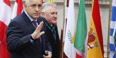 BULGARIE: LE PREMIER MINISTRE OFFRE SA DÉMISSION CONTRE UNE RÉVISION DE LA CONSTITUTION
