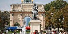 CORONAVIRUS: LE PORT DU MASQUE ÉLARGI EN VIGUEUR À PARIS ET MARSEILLE