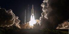 Arianespace signe là son premier lancement depuis le gel des activités du port spatial européen décrété mi-mars par le Centre national d'études spatiales (CNES) en raison du Covid-19.