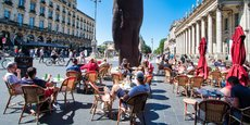 La fréquentation touristique à Bordeaux et en Nouvelle-Aquitaine sera un élément déterminant de la reprise.