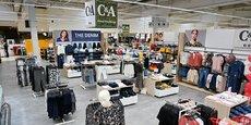 L'enseigne Géant-Casino, dont le siège est basé à Saint-Etienne (42), a accueilli ce mardi le premier « shop in shop » de prêt-à-porter C&A de 400 m2, au sein de son hypermarché de Villefranche-sur-Saône (69).