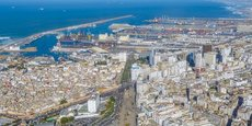 Casablanca, une des plus grandes métropoles économiques du continent africain.