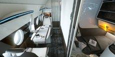Airbus Interiors Services connaissait une forte croissance avant la crise.