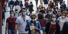 Le port du masque sera obligatoire dans tout le centre-ville de Bordeaux.