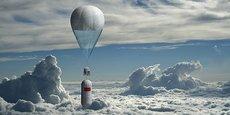 L'aéronef Odyssée 8000 de l'entreprise Zephalto a réalisé son 1er vol basse altitude le 21 août 2020.