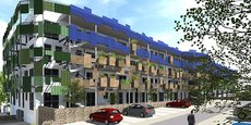 Le programme de bureaux/activités Symbios à Montpellier, porté par Vestia Promotions, devrait être livré en octobre 2021.
