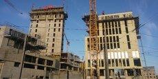 La tour Hypérion est l'un des nombreux immeubles à pousser sur les 738 hectares de l'opération d'intérêt métropolitain Bordeaux Euratlantique.