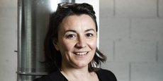 Marie-Hélène Gramatikoff, grand prix 2015 et co-fondatrice de Lactips.