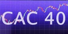 Photo d'illustration. Dès le début de la séance lundi, le marché parisien a effacé les pertes de vendredi note David Madden, analyste de CMC Markets.