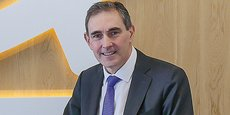 Christian Rouchon est le nouveau DG du Crédit Agricole du Languedoc depuis le 1e septembre 2020.