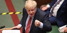 Pour Boris Johnson, la séance s'annonce agitée lundi après-midi à la Chambre des Communes, où le texte doit être débattu puis voté en deuxième lecture, malgré la large majorité dont dispose le gouvernement de Boris Johnson.