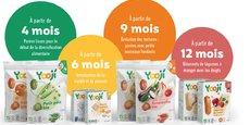 La société basée à Bordeaux et Agen commercialise 27 références dans l'univers de l'alimentation infantile : des produits surgelés en petites portions.
