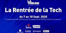 La table-ronde Santé & Gouvernance, qui se déroulera ce vendredi 18 septembre à Lyon, clôturera un tour de France virtuel des 13 capitales French Tech, organisé par La Tribune et la Mission French Tech, à l'occasion de la Rentrée de la Tech.