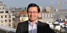 Stéphan de Faÿ dirige l'établissement public d'aménagement Bordeaux Euratlantique depuis 2014.